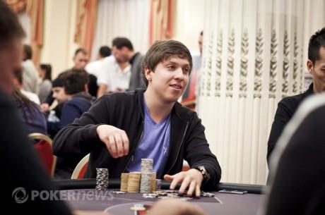 WSOPE 2012: pagrindiniame turnyre trys lietuviai žengia į 3-ią dieną; Hellmutho ir Kristijono kova