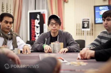 Cheong fører stærkt finalefelt an - Får Hellmuth sit 13. armbånd?