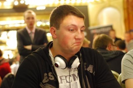 """Eureka """"High Roller"""": 4 lietuviai žengia į antrą turnyro dieną; lyderis Sajanas171"""