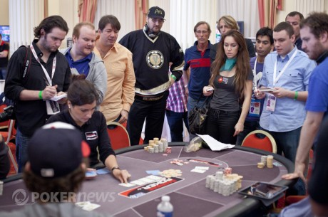 2012 WSOP Europe: The Biggest Poker Hands From Week 2