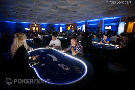 2012 PokerStars.com EPT Sanremo Main Event Day 1a: Erion Islamay становится...