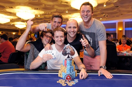 Chris Sly Wins Turbo PLO Side Event At EPT San Remo For €51k