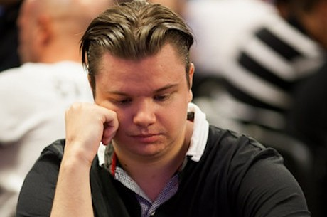 PokerStars EPT San Remo Main Event Dag 2: Inge Forsmo i ledelsen