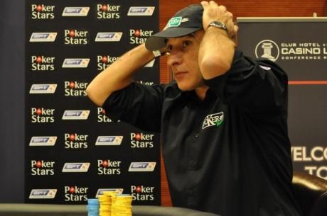 2012 PokerStars.com EPT Sanremo Main Event Day 2: Τάραμας και...