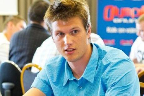 Pokernews Paf Live Marine Cup miniliiga võitis Taavi Liiv