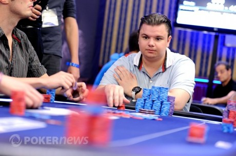 2012 PokerStars.com EPT Sanremo Main Event Day 3: Tompkins And Vamplew In Top 10