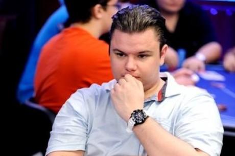 PokerStars EPT San Remo: Tompkins leder foran Forsmo; Knut Roed spiller High Roller