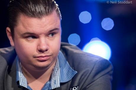 PokerStars.EPT San Remo: Forsmo ute på 23. plass - Knut Roed videre i €10 000 High Roller