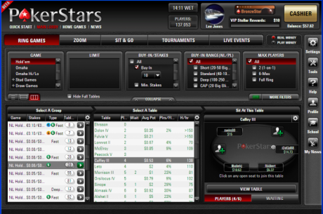 PokerStars' Head of Home Games Lee Jones Talks About the Upcoming PokerStars 7 Client