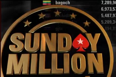 """Pokerio TV: """"Sunday Million"""" finalinio stalo transliacija ir Manto Bagočiaus triumfas jame!"""