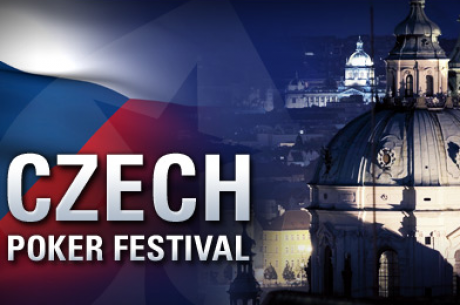Čekijos pokerio festivalis 2012: atrankos PokerStars kambaryje jau prasidėjo!
