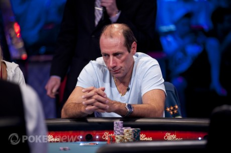 2012 WSOP October Nine: Michael Esposito Ran Triathlon Before Playing Main Event