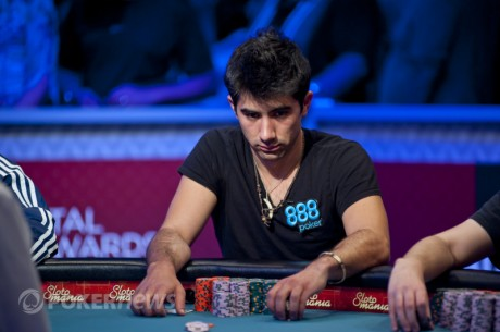 2012 WSOP October Nine: Jesse Sylvia har planene klar for premiepengene
