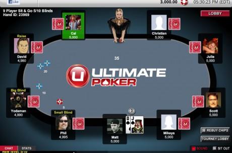 Fertitta Interactive Com Licença de Poker Online Aprovada no Nevada