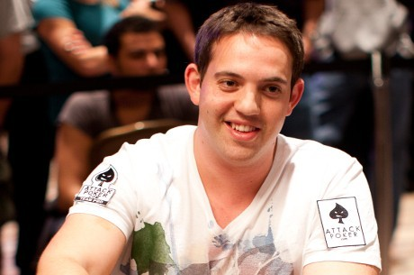 Luke Schwartz Leads As Stars Turn Our For GUKPT Luton