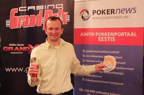 PokerNews Live avaturniiri võitis kurikuulus maletaja
