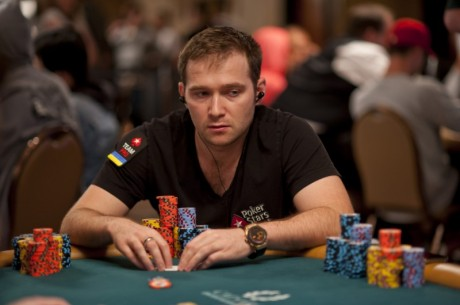 Кеш игра с коментар от PokerStars Team Online Pro Евгений...