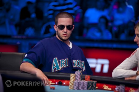 2012 WSOP October Nine: Greg Merson Keeps His Normal Routine Heading into Final Table