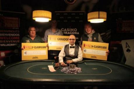 CEP de Tarragona 2012: Tres ganadores se reparten el premio