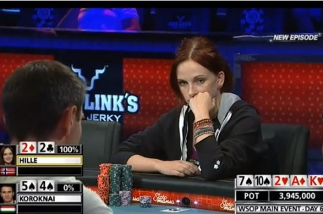 Video: World Series of Poker - Main Event episode 16-20