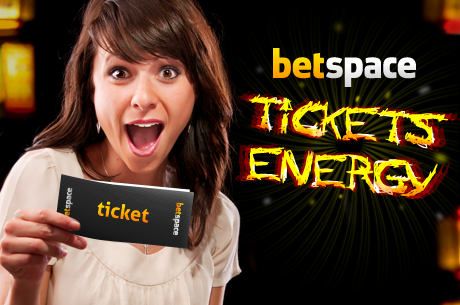 Энергия турниров от BetSpace: Tickets Energy #8