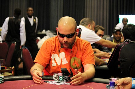 Jerome Bradpiece Amongst The Chip Leaders Going Into WPT South Africa Day 2