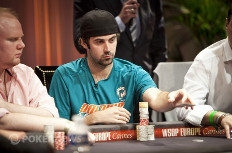 Global Poker Index: Jason Mercier Maintains Lead