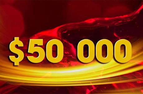 Järgmisel kahel nädalal antakse Olympic-Online's eripakkumistega ära $50 000!
