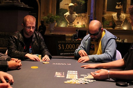 Jerome Bradpiece Reaches World Poker Tour South Africa Final Table