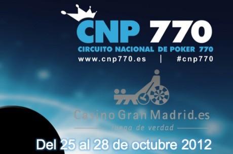 La última y decisiva etapa del CNP770 empieza esta tarde