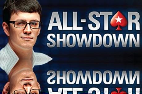 PokerStars All Star Showdown - 8 по $100k за хедс-ъп мачове този...
