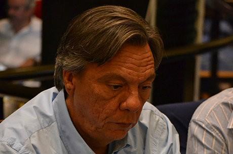 Javier Górgolas lidera a los últimos 16 en el CNP770 de Madrid