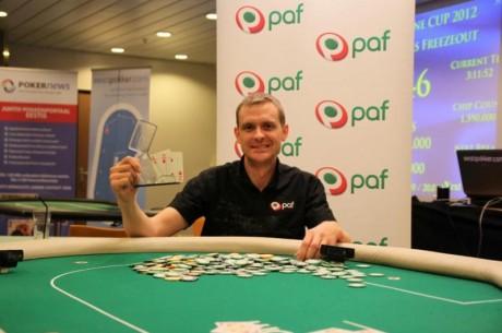 Eesti pokkerimängijad lustisid Pafi seltsis Läänemerel