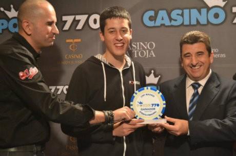 Adrián Mateos gana con autoridad el CNP770 de Madrid