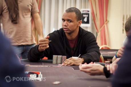 The Nightly Turbo: Phil Ivey's Poker Training Site, All-Star Showdown, and More