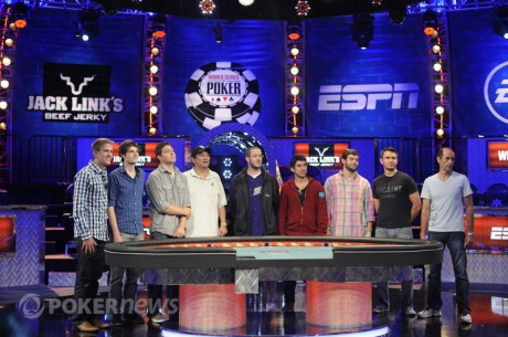 LIVE: 2012 World Series of Poker Main Event Final Table Coverage