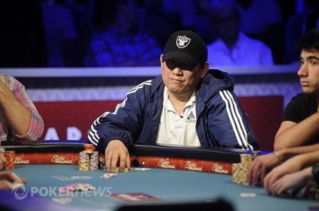 Steven Gee:2012 WSOP主赛事第九名
