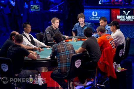 Merson, Sylvia, and Balsiger Final Three at the 2012 World Series of Poker Main Event