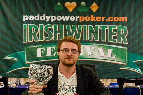 Tim Hartmann Wins 2012 Irish Winter Festival