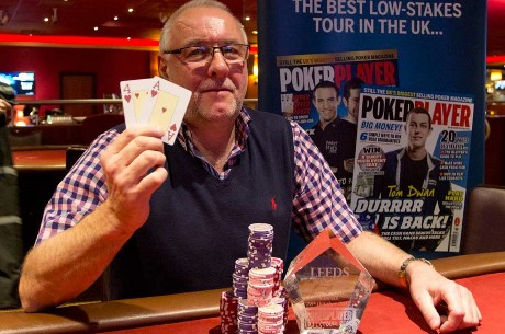 Graham Peckover Wins The Leeds Leg Of The PokerPlayer UK Tour