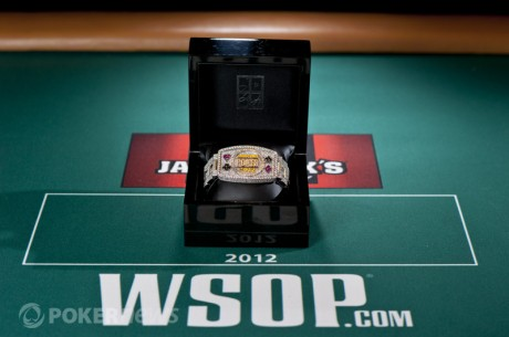 Fotoblogg fra 2012 World Series of Poker Main Event Finalebord del I