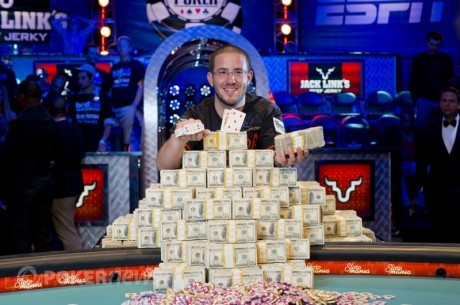 Greg Merson Wins 2012 World Series of Poker Main Event