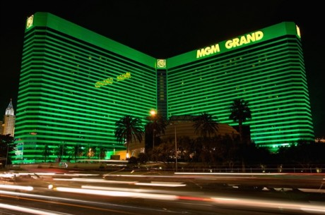 MGM Granted Preliminary Approval for Online Poker License in Nevada