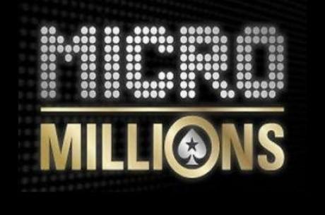 Επιστρέφει το MicroMillions στο PokerStars