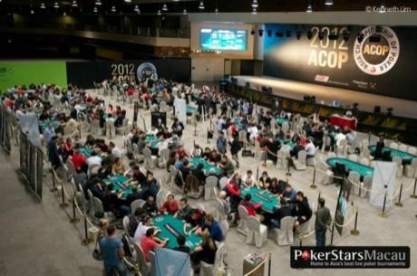 扑克之星ACOP热身赛Day-2结束