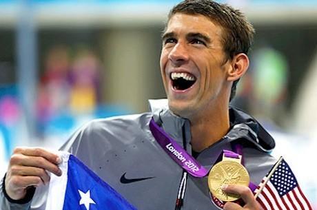 Michael Phelps: ¿Un pescado entre tiburones?