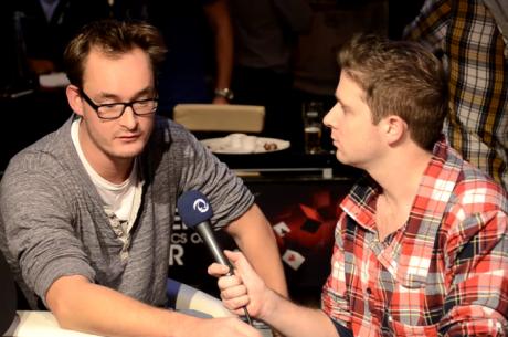 PokerStars en PokerNews MCOP Journaal   Dag 4: Brummelhuis en Visser zegevieren!
