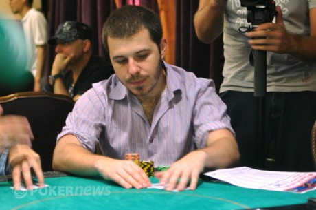 GPI Player of the Year: Dan Smith Mantém a Liderança