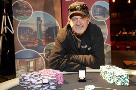 John Crncic Wins 2012-13 World Series of Poker Circuit River Rock Main Event