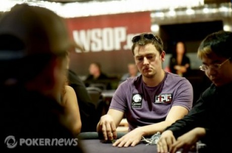 Stuart Rutter Leads Going Into Day 2 Of GUKPT Blackpool